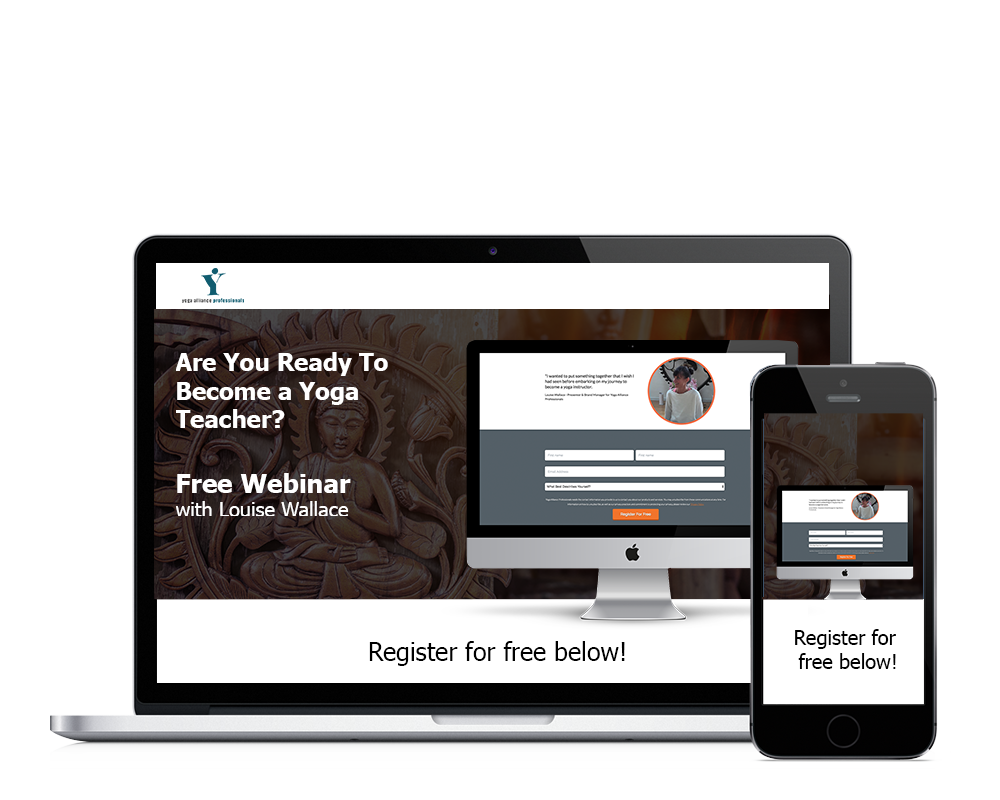 webinar to become yoga teacher