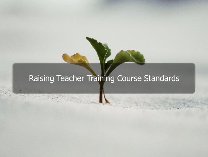Raising Yoga Standards