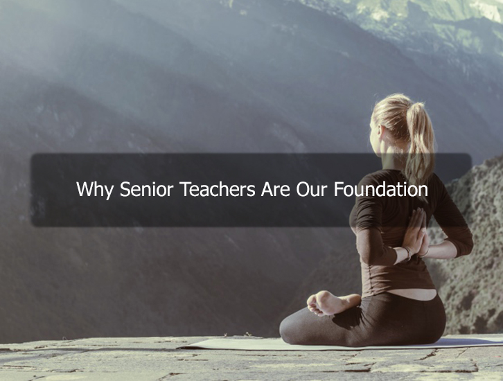 Senior Yoga Teachers