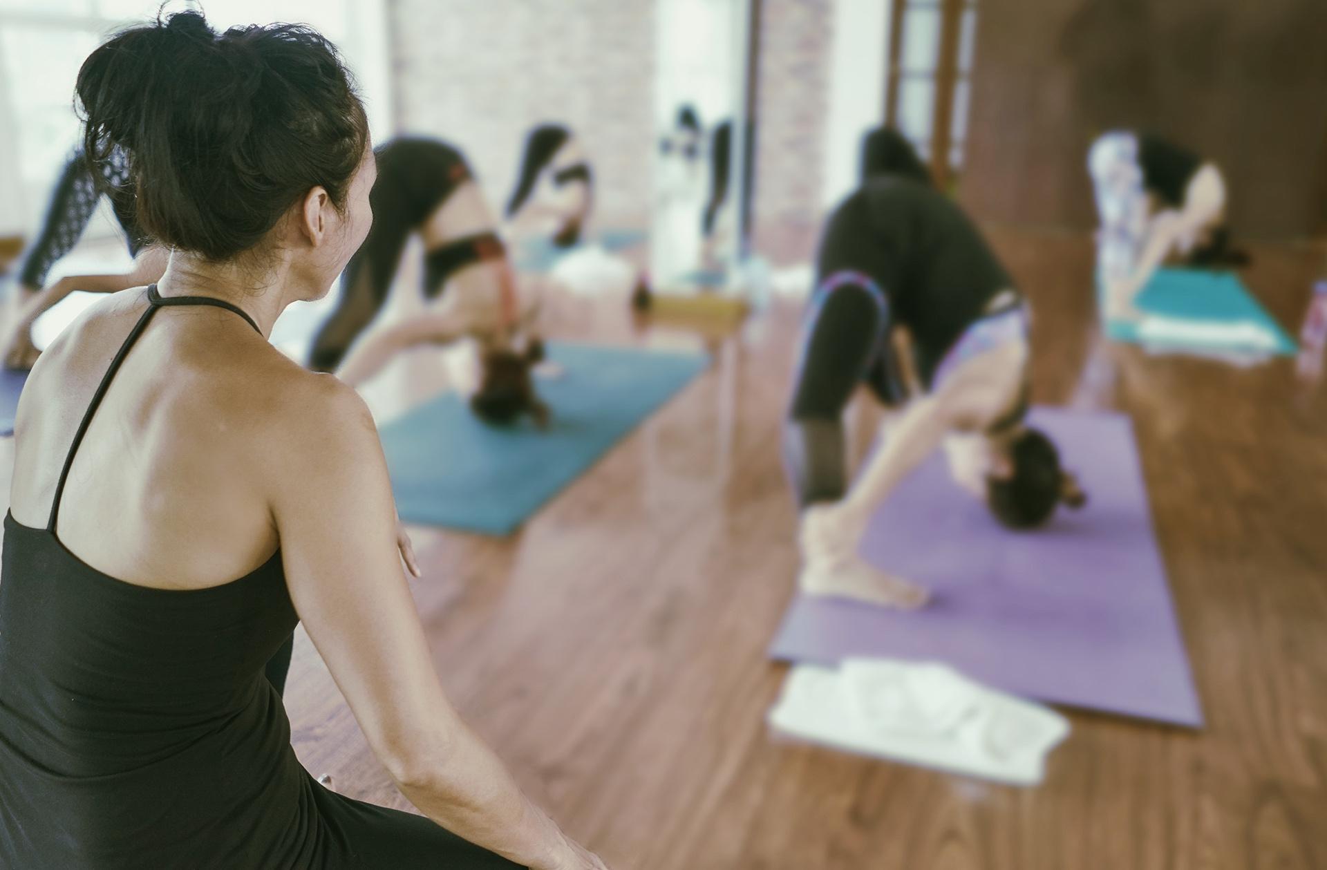 Yoga Teacher membership